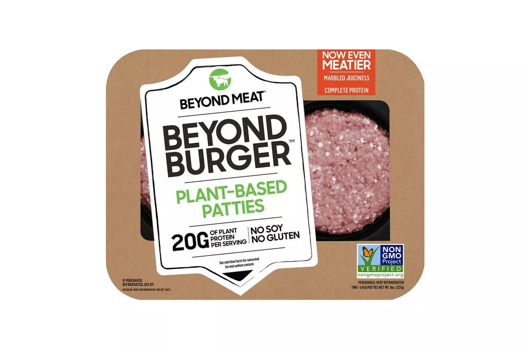 Today Gourmet Beyond Meat Fresh Beef Meat Alternative, 6 Ounce -- 32 per case.