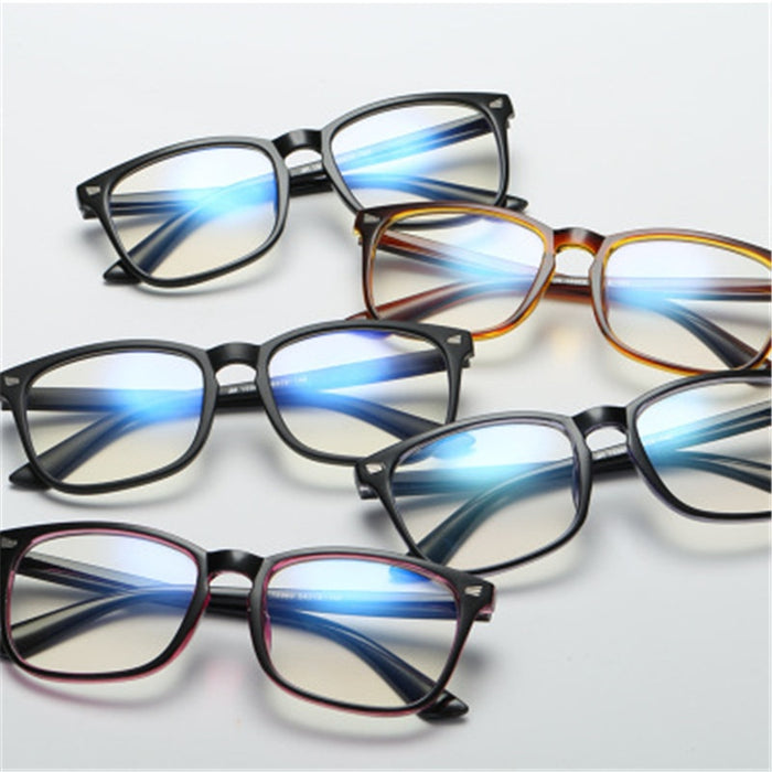 Blue Light Blocking Glasses Women Men Vintage