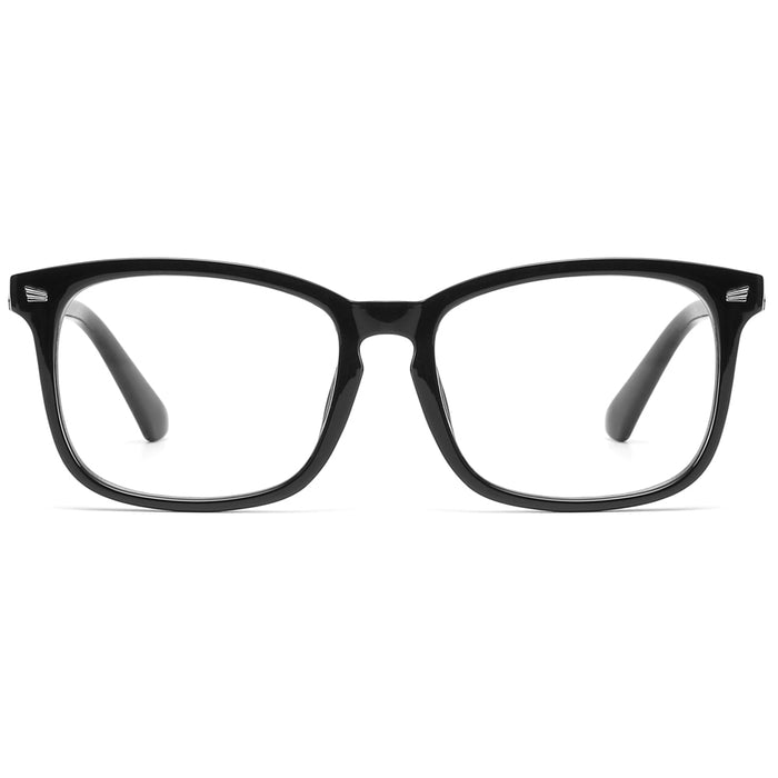 Blue Light Computer Glasses for Blocking Headache Black PC Lens Gaming Glasses LootDash