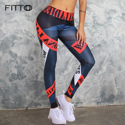 Fitness High Elastic Skinny Pants Fashion Clothing For Women Push up Workout warmLeggings LootDash