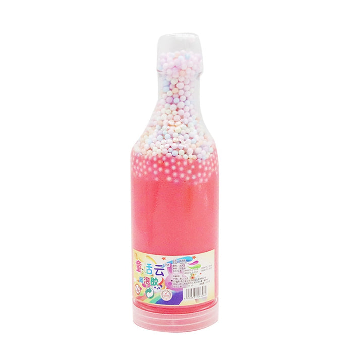 Foaming Clay Scented Wine bottle Shape Slime Mud Decompression Toy Fluffy Slime Glue For Slimes Clay Dynamic Sand Cloud Slime|Modeling Clay LootDash