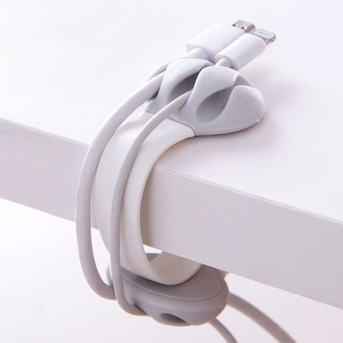 Headphone Headset Wire Wrap Cord Winder Organizer