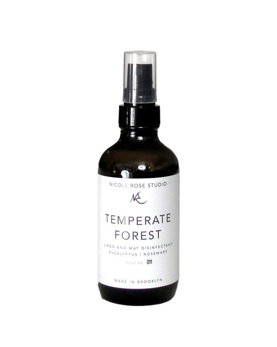 Temperate Forest Organic Essential Oil Disinfectant Spray
