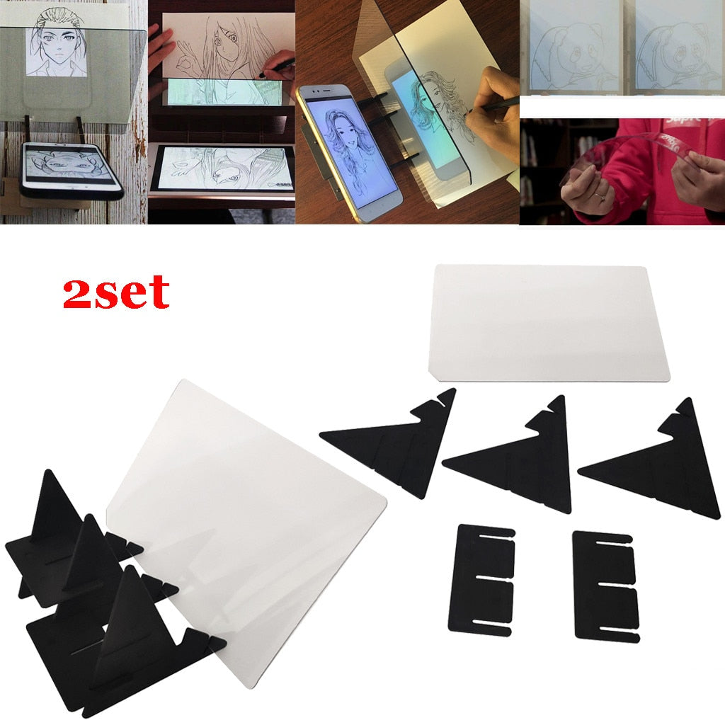 Mobile Trace Screen Optical Imaging Drawing LootDash