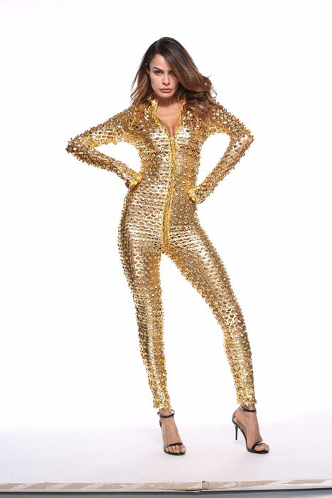 Plus Size 3XL 4XL Women Catsuit Open Bust Bodysuit Cat Ladies Costume Open Crotch Sexy PVC Latex Catsuit Tight Fitting Jumpsuits