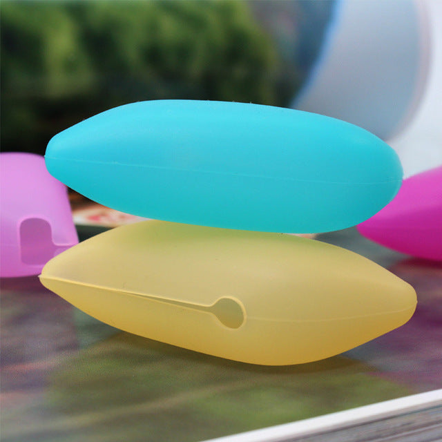 Silicone Toothbrush Case Cover For Home