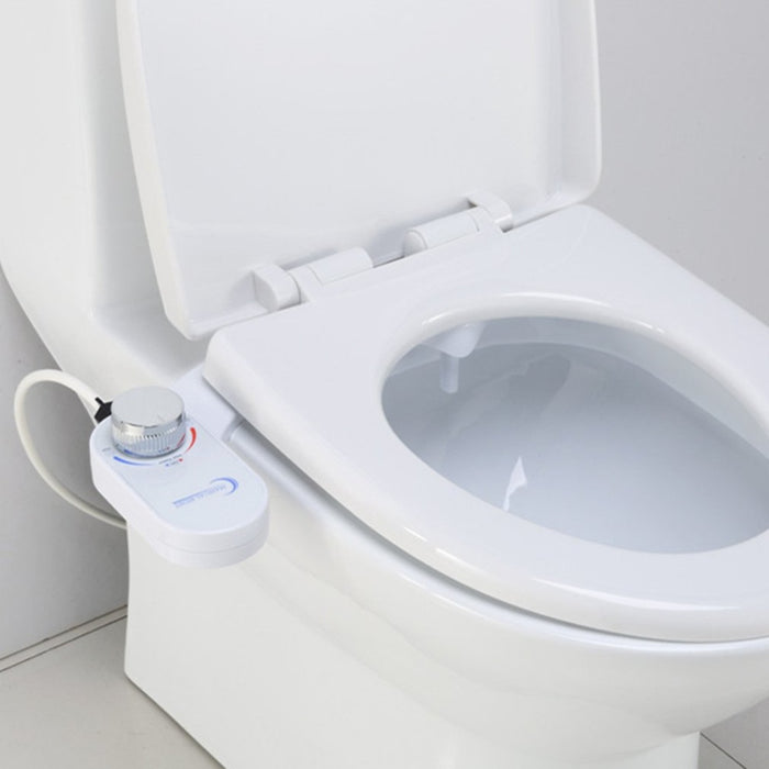 Toilet Bidet wash Cold Water Bidet Self Cleaning Nozzle Water Pressure Control|Bidets