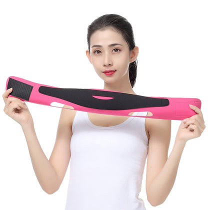 V Shape Face Bandage Reduce Double Chin Slim Lift Up Anti Wrinkle Mask Strap Band Slimming Thin Facial Belt Beauty Tool STL2|Face Skin Care Machine