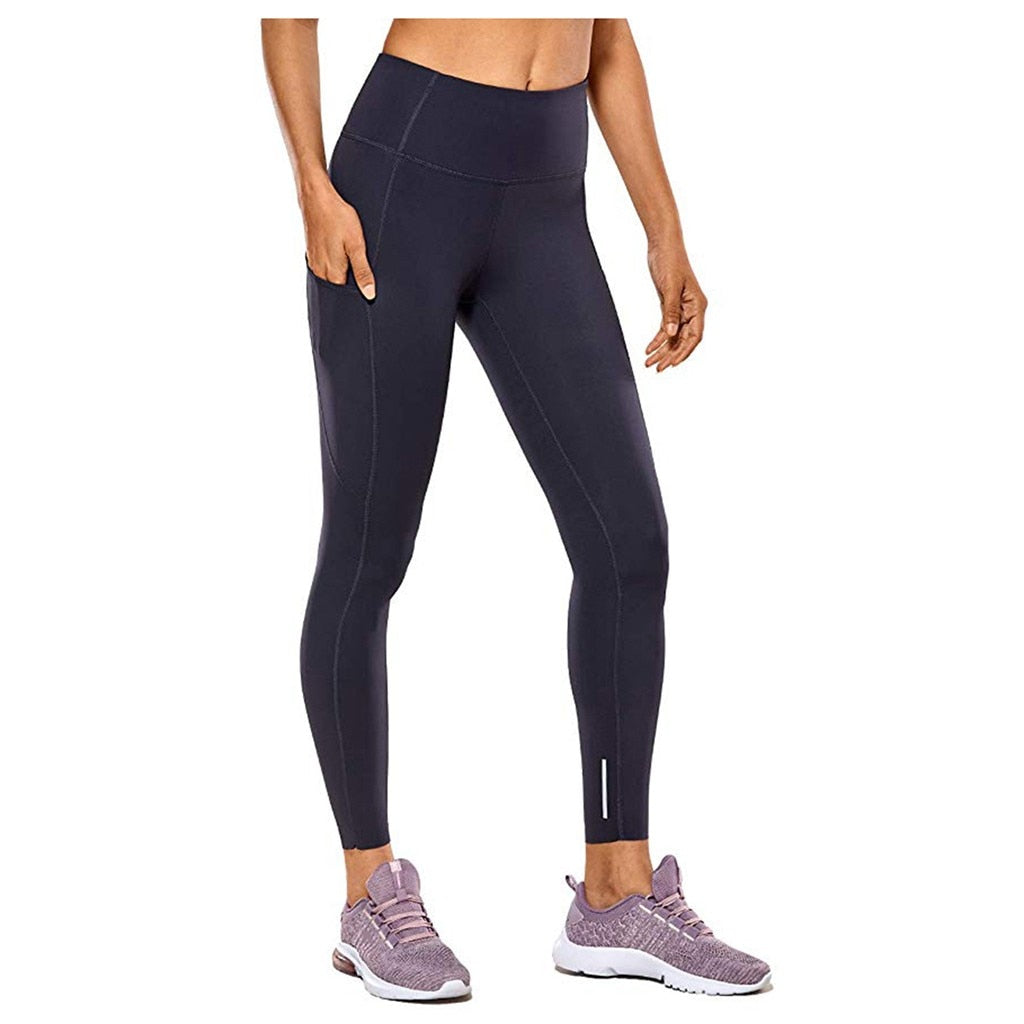 High-Rise Air Tight Fitness Leggings