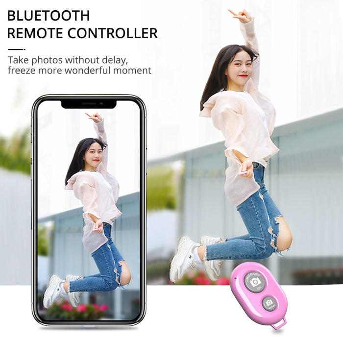 "capsaver 67"" Selfie Stick Bluetooth Universal Tripod Selfie Stick with Light Aluminum Stick Selfie for Mobile Android Smartphone"