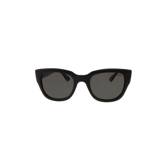Jase New York Delano Sunglasses in Matte Black