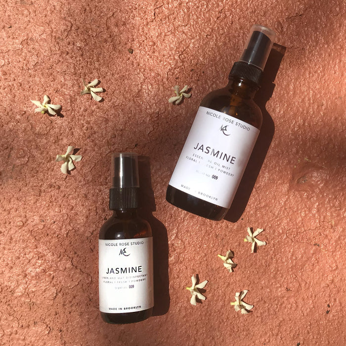 Jasmine Essential Body + Massage Oil