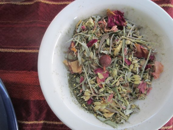 Herbal Detox Bath Salts