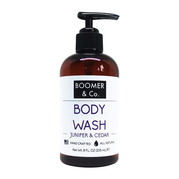 Juniper & Cedar Body Wash