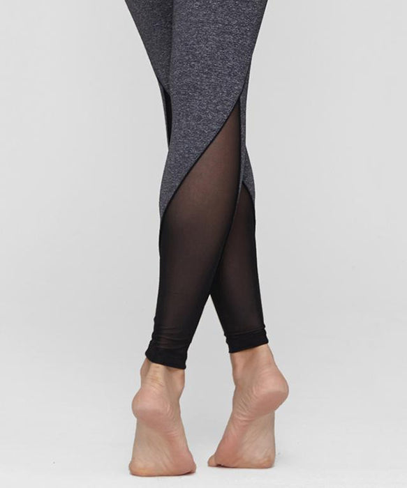 Illucy Line Mesh Leggings