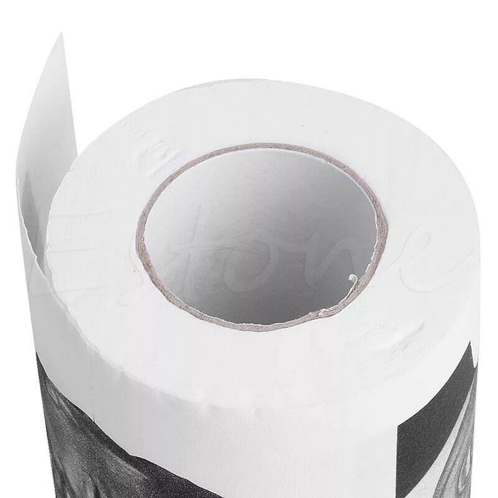 2x ROLL Donald Trump Toilet Paper Tissue Paper Roll (3PLY) Prank Joke Funny