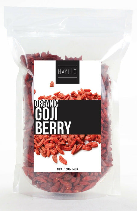 Organic Goji Berries 12 oz