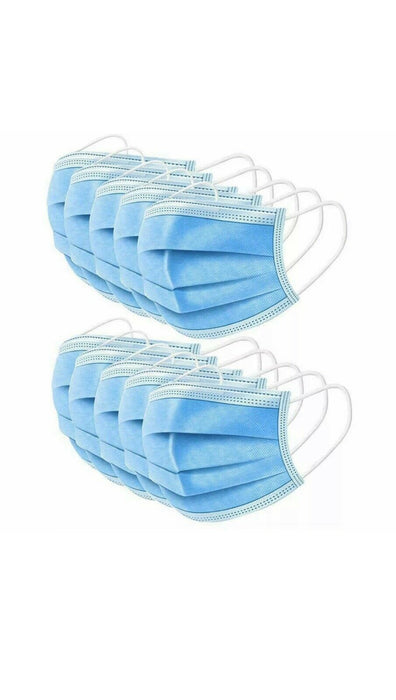20 Pcs Of FACE MASK BRAND NEW Sealed Packages Sterile