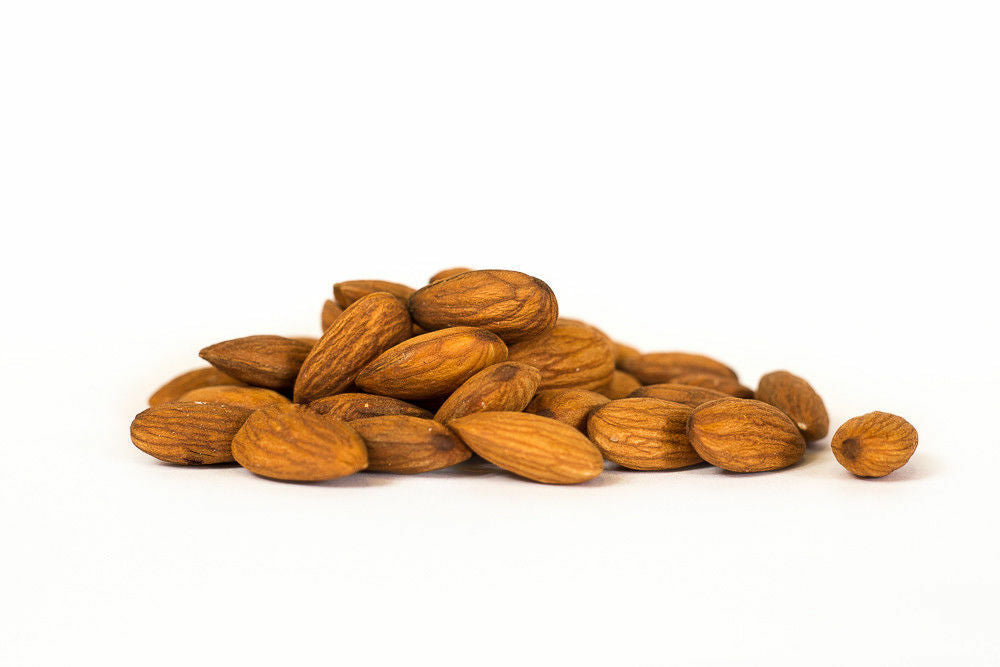 5 Pounds Raw Whole Natural Almonds Farm Fresh Steam Pasteurized Keto Gluten Free