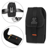 Heavy Duty Rugged Metal Belt Clip Case for Phone with Case Commuter Option