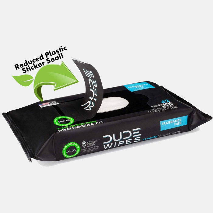 Dude Wipes 8 Pack 336 Wipes