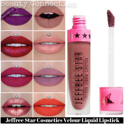 Jeffree Star Matte Velour Liquid Lipstick CHOOSE COLOR + Free GIft