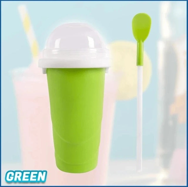 Quick Durable Slush Ice Cream Maker