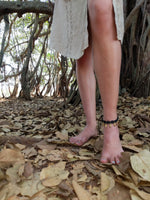 The Leafdrop Anklet