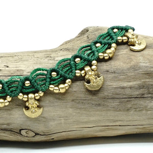 The Stay Anchored Anklet