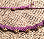 The Little Flower Bracelet/Anklet