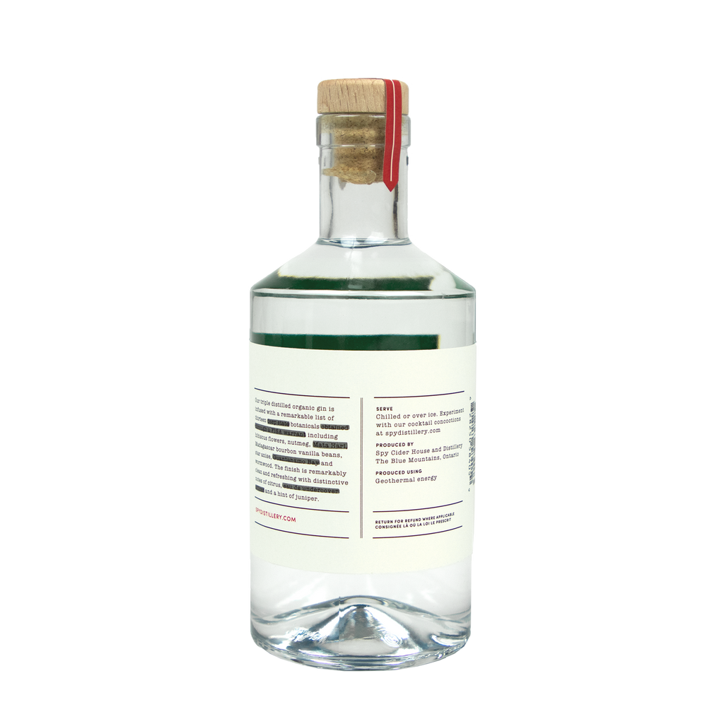 Doctor Yes - Organic Gin