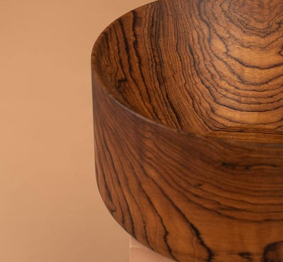 Handmade Wooden Salad Bowl
