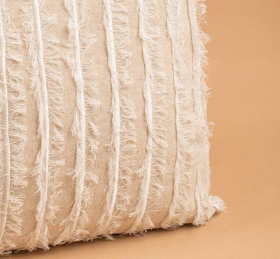 Neutral Cream Cushion Cover