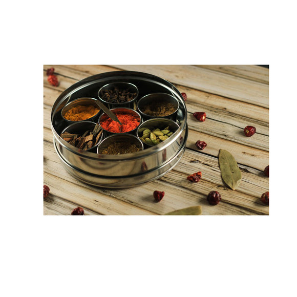 Indian Masala Dabba - Small