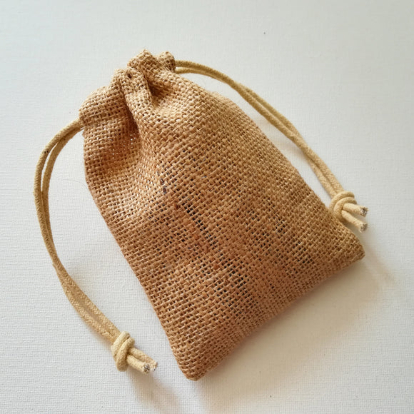 Hessian Soap Saver