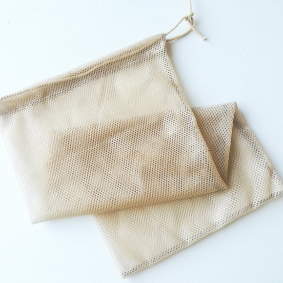 Mesh Produce Bag for Spinach