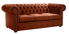Load image into Gallery viewer, 1694 Chesterfield Sofa, Apricot Allure Velvet