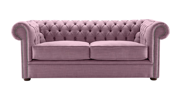 1694 Chesterfield Sofa, Lavender Dakota