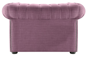 1694 Chesterfield Club Chair, Lavender Dakota