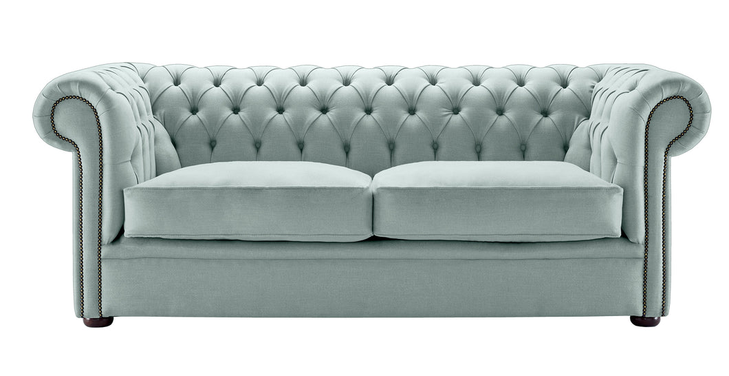1694 Chesterfield Sofa, Cloud Weave