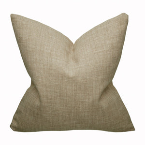 Cream Linen Scatter Cushion