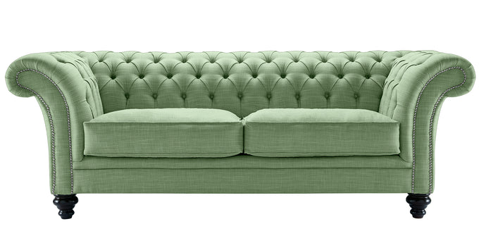 Milano Chesterfield Sofa, Archer Dakota
