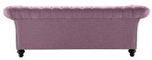 Load image into Gallery viewer, Milano Chesterfield Sofa, Lavender Dakota