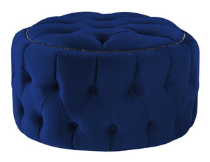 Boutique Velvet Royal Nuvol Footstool