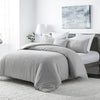 Linen Duvet Cover Set-Stone Washed Double Stitch Edge-Wholelinens