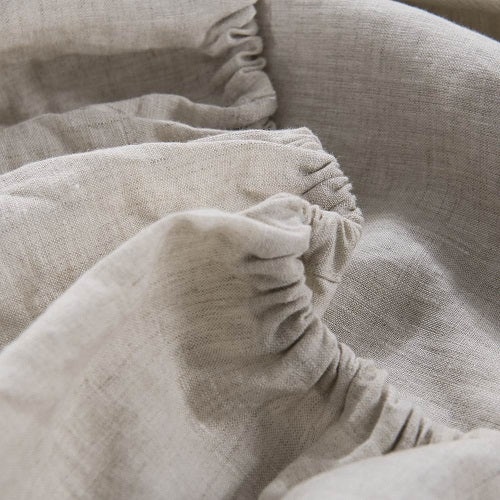 Wholelinens Hemp Sheet Sets- Stone Washed - Wholelinens
