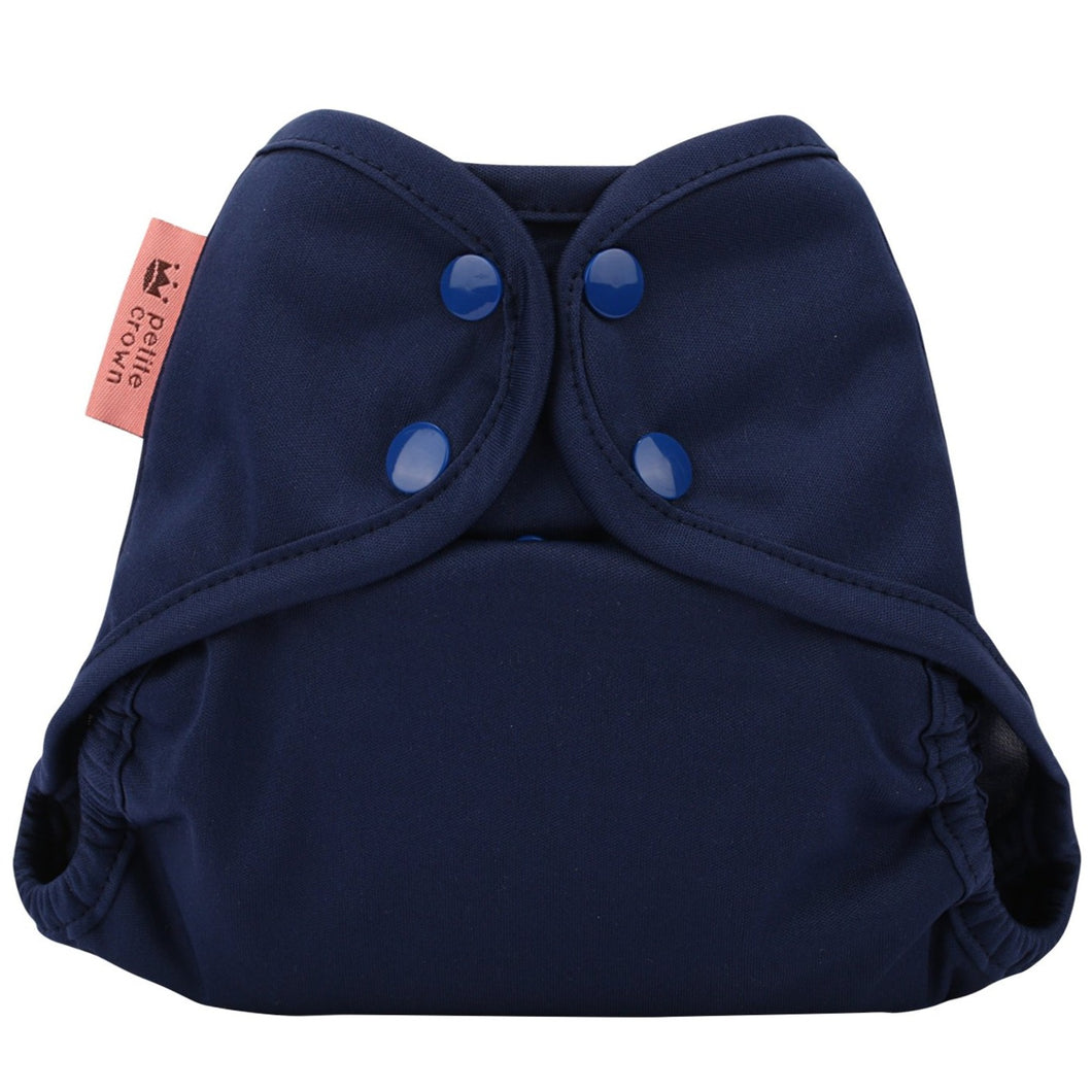 Petite Crown Nighttide Cloth Diaper