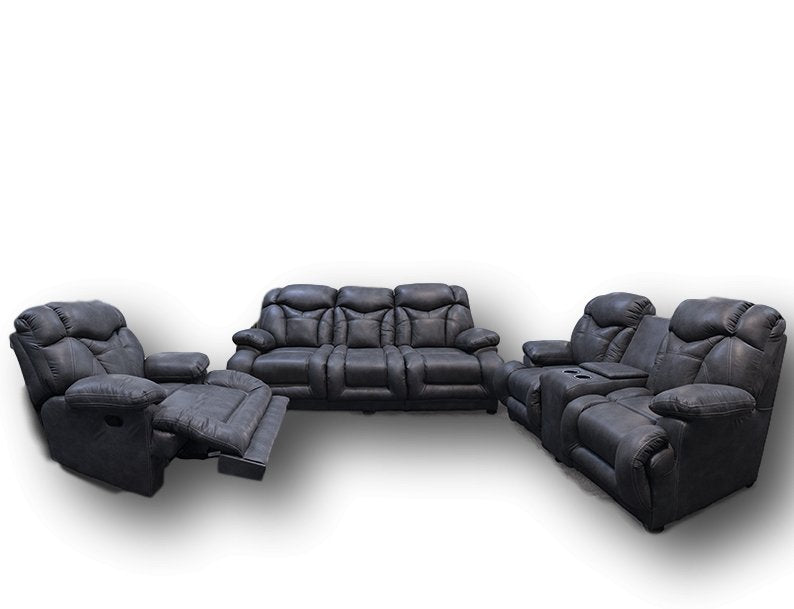 Sala 3-2-1 Afrika con Reclinable - Alveta Design