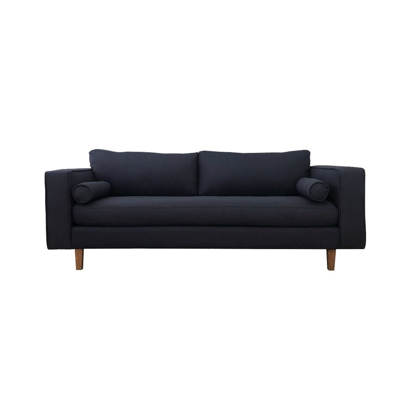 Sofa Bonn Black - Alveta Design