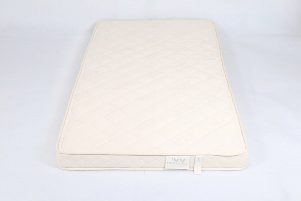 Organic Coil Trundle Latex Free Mattress - pjs sleep and home